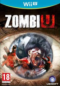 Okładka ZombiU (WiiU)