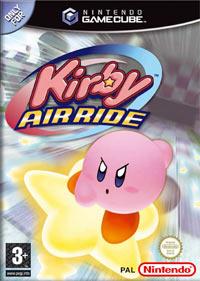 Okładka Kirby Air Ride (GCN)