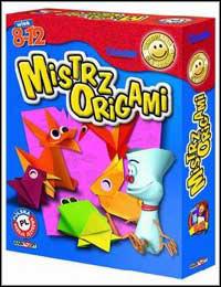 Okładka Mistrz Origami (PC)