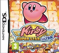 Okładka Kirby Super Star Ultra (NDS)