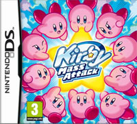 Okładka Kirby: Mass Attack (NDS)