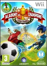 Okładka Academy of Champions: Soccer (Wii)