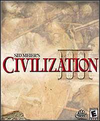 Okładka Sid Meier's Civilization III (PC)