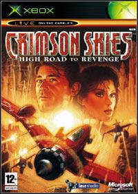 Okładka Crimson Skies: High Road to Revenge (XBOX)