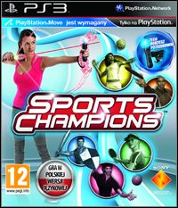 Okładka Sports Champions (PS3)