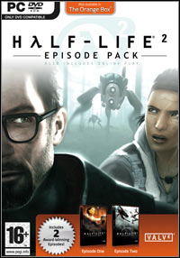 Okładka Half-Life 2: Episode Two (PC)