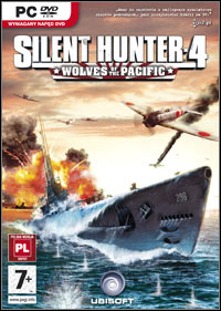 Okładka Silent Hunter 4: Wolves of the Pacific (PC)