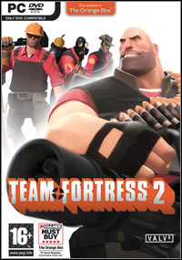 Okładka Team Fortress 2 (PC)