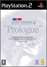 Okładka Gran Turismo 4: Prologue (PS2)