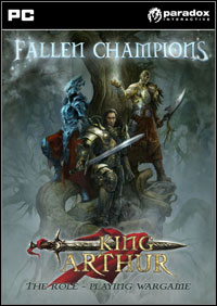 Okładka King Arthur: Fallen Champions (PC)