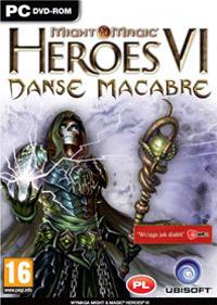 Okładka Might & Magic: Heroes VI - Danse Macabre Adventure Pack (PC)