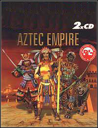 Okładka Aztec Empire (1999) (PC)