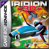 Game Box for Iridion 3D (GBA)