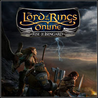 Okładka The Lord of the Rings Online: Rise of Isengard (PC)