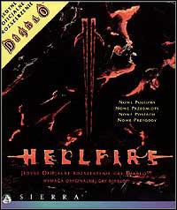 Okładka Diablo: Hellfire (PC)