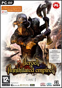 Okładka Heroes of Annihilated Empires (PC)