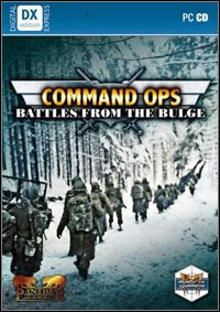 Okładka Command Ops: Battles from the Bulge (PC)
