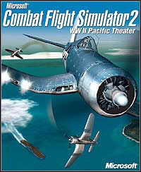 Okładka Microsoft Combat Flight Simulator 2: WWII Pacific Theater (PC)