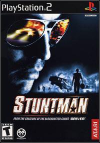 Game Box for Stuntman (PS2)