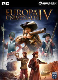 Game Box for Europa Universalis IV (PC)