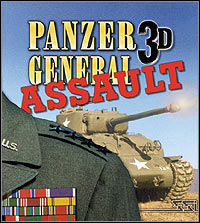 Game Box for Panzer General 3D: Assault (PC)