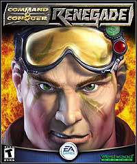 Game Box for Command & Conquer: Renegade (PC)