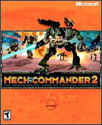 Okładka Mech Commander 2 (PC)