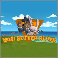 Okładka Sam & Max: Season 2 - Moai Better Blues (PC)