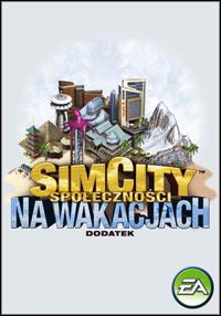 Okładka SimCity Societies: Destinations (PC)