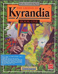 Okładka Fables & Fiends - The Legend of Kyrandia, book one (PC)