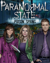 Game Paranormal State: Poison Spring (PC) cover