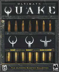 Okładka Ultimate Quake (PC)