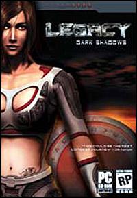 Okładka Legacy: Dark Shadows (PC)