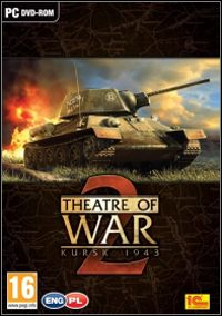 Okładka Theatre of War 2: Kursk 1943 (PC)