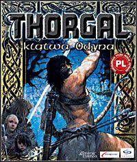 Okładka Curse of Atlantis: Thorgal's Quest (PC)