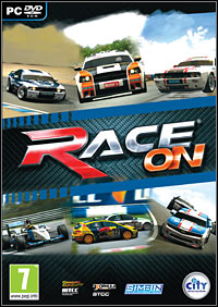 Okładka Race On (PC)
