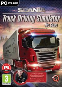 Okładka Scania Truck Driving Simulator (PC)
