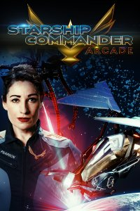 Game Box for Starship Commander: Arcade (PC)