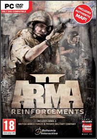 Okładka ArmA II: Reinforcements (PC)