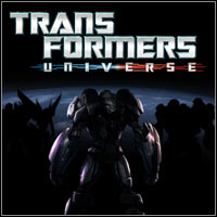 Okładka Transformers Universe (WWW)