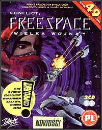 Okładka Descent Freespace: The Great War (PC)