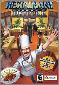 Okładka Restaurant Empire (PC)