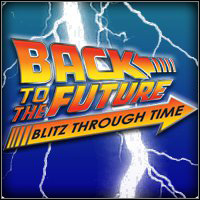 Okładka Back to the Future: Blitz Through Time (WWW)
