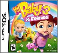 Okładka My Baby 3 & Friends (NDS)