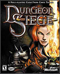 Game Box for Dungeon Siege (PC)