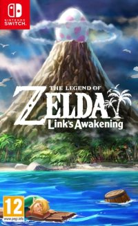 Okładka The Legend of Zelda: Link's Awakening (Switch)