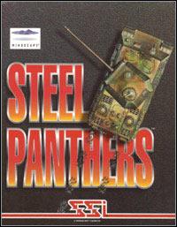 Okładka Steel Panthers (PC)