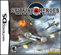 Okładka Spitfire Heroes: Tales of the Royal Air Force (NDS)