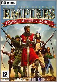 Okładka Empires: Dawn of the Modern World (PC)