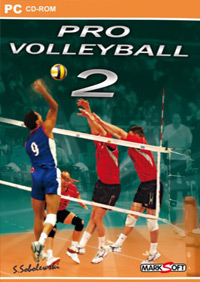Game Box for Pro Volleyball 2 (PC)